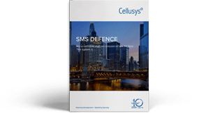 Cellusys SMS Defence Data Sheet