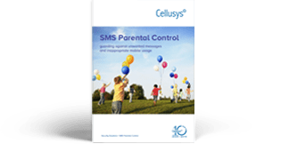 Cellusys SMS Parental Control Data Sheet