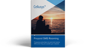 Cellusys Prepaid SMS Roaming Data Sheet