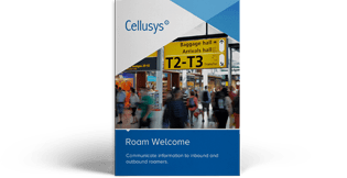 Cellusys Roam Welcome Data Sheet