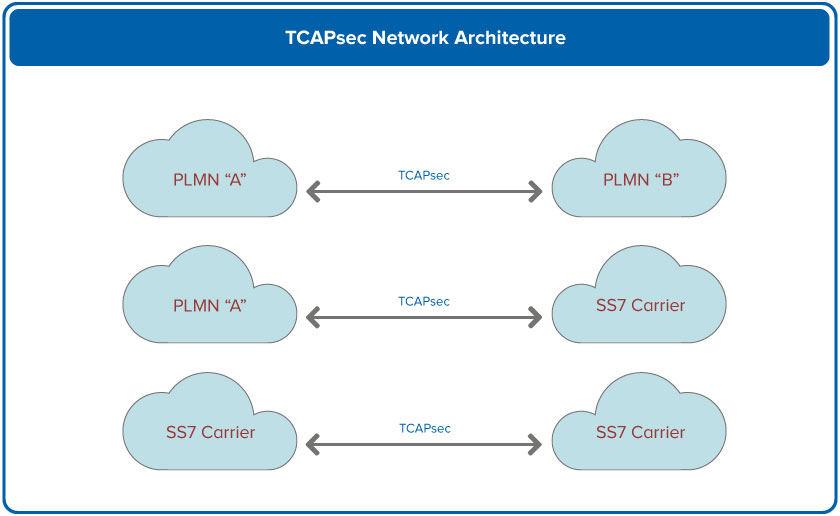 TCAP Network Architecture