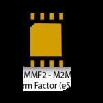 eSIM dimensions